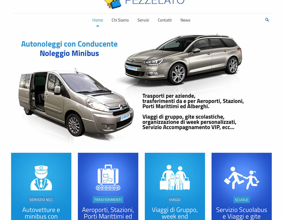 Autonoleggi Pezzelato Valli del Pasubio Vicenza