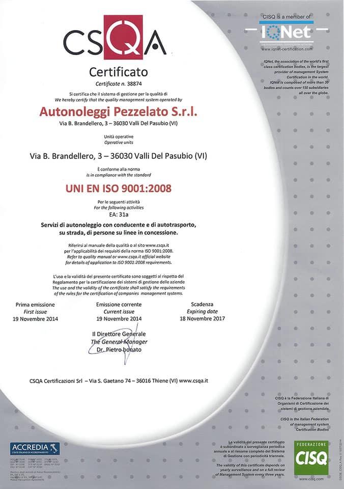 Certificato ISO 9001 copia