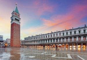 Viaggio Piazza San Marco Venezia